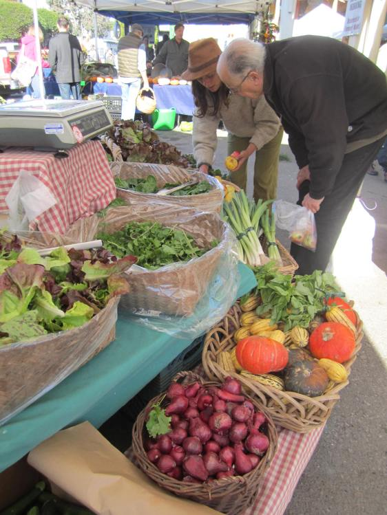 Point Reyes Station Farmers Market