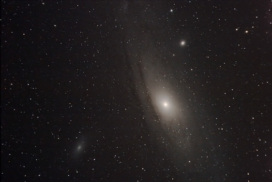Andromeda Galaxy, by Cestomano, via flickr Commons