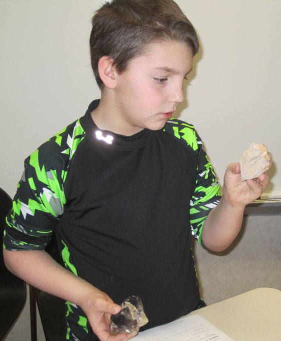Geologist-in-the-making